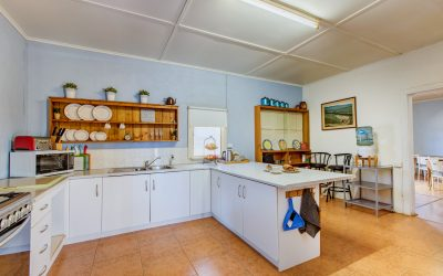Kitchen - fully self contained